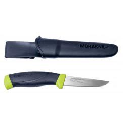 Nóż uniwersalny w pochwie, ostrze 9cm 090 - Frosts/Mora
