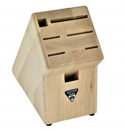 Zestaw drewniany -  blok do zestawu noży Aesculap Chifa,