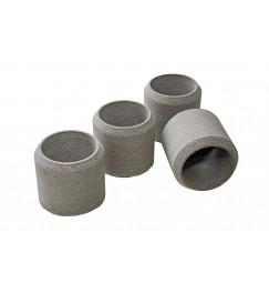 Kamienie cylindryczne do HG4CU - Cozzini